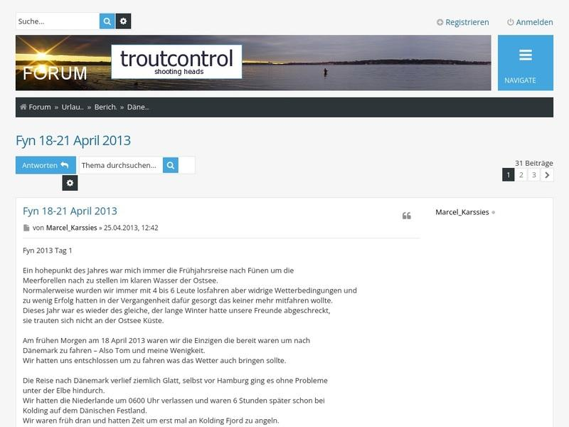 Screenshot von http://www.leidenschaft-meerforelle.de/forum/viewtopic.php?f=90&t=16881